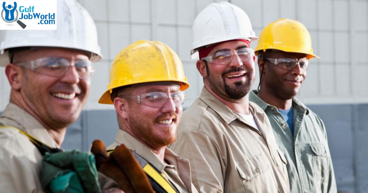 Job Vacancy: Construction Helpers - UAE - Abu Dhabi